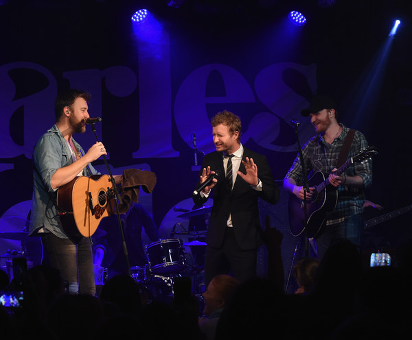 Charles Kelley Special Performance []