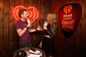 Dierks Bentley 2015 iHeartRadio Country Festival - Backstage