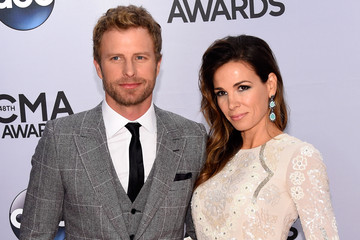 Dierks Bentley Arrivals at the 48th Annual CMA Awards