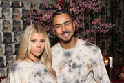 Sofia Richie and Quincy Diesel x A-Cold-Wall Dinner at Chinese Tuxedo on September 09, 2019 in New York City.