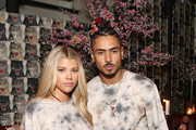 Sofia Richie and Quincy attend Diesel x A-Cold-Wall Dinner at Chinese Tuxedo on September 09, 2019 in New York City.