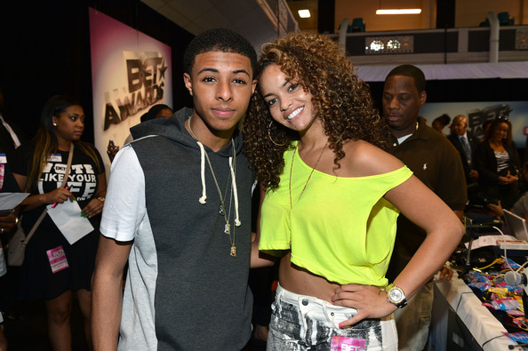 Who is diggy simmons dating now 2012