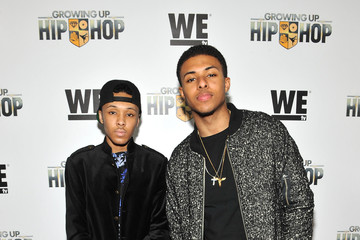 Russell Simmons Ii >> Diggy Simmons Russell Simmons Ii Pictures Photos Images Zimbio