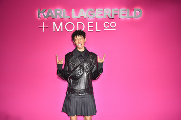 Dilone Karl Lagerfeld + ModelCo Beauty - Make Up Line Launch