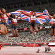 Dina Asher-Smith European Best Pictures Of The Day - August 06