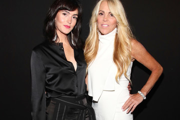 Dina Lohan Vivienne Hu - Backstage - September 2018 - New York Fashion Week: The Shows