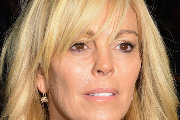 Dina Lohan Nicole Miller - Front Row - Mercedes-Benz Fashion Week Fall 2014