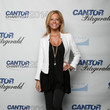 Dina Manzo Annual Charity Day Hosted By Cantor Fitzgerald And BGC - Cantor Fitzgerald Office - Arrivals