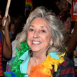 Dina Titus Elizabeth Warren Marches In The Las Vegas PRIDE Parade