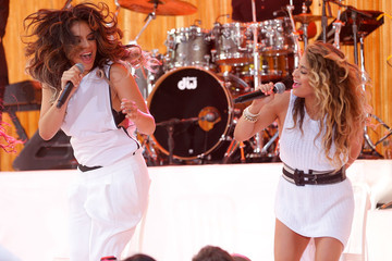 Dinah Hansen Fifth Harmony Performs on the 'Today' Show