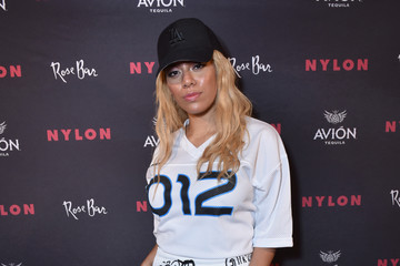 Dinah Jane NYLON's Annual Rebel Fashion Party At Gramercy Park Hotel Rose Bar