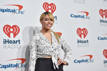 Dinah Jane 2018 iHeartRadio Music Festival -  Night 1 – Press Room