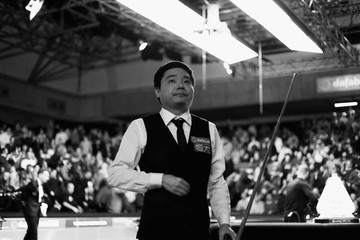 Ding Junhui The Dafabet Masters - Day Two