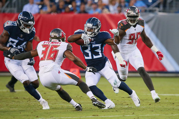 Dion Lewis Tampa Bay Buccaneers vs. Tennessee Titans