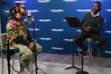 Dion Summers Miguel Performs on SiriusXM's The Heat Channel