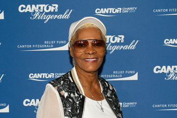 Dionne Warwick Annual Charity Day Hosted By Cantor Fitzgerald, BGC and GFI - Cantor Fitzgerald Office - Arrivals