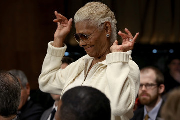 Dionne Warwick Smokey Robinson Testifies To Senate Committee On Protecting Musicians Rights