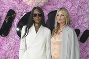 Kate Moss and Naomi Campbell Photos Photo