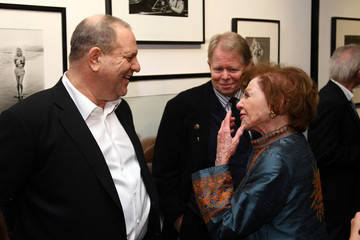 """Joan Copeland Dior and The Weinstein Company's Opening Of """"Picturing Marilyn"""" At Milk Gallery - Inside"""