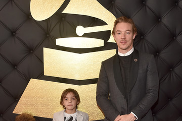 Diplo The 59th GRAMMY Awards -  Red Carpet