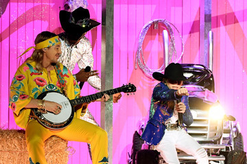 Diplo Lil Nas X 62nd Annual GRAMMY Awards - Show