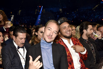 Diplo The 19th Annual Latin GRAMMY Awards  - Roaming Show