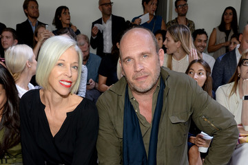 Dirk Standen Jason Wu - Front Row - Spring 2016 New York Fashion Week