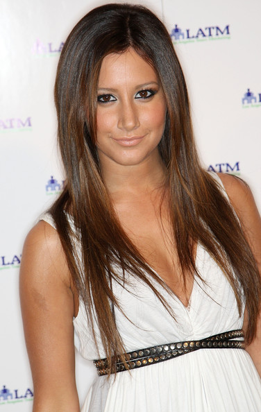 ashley tisdale brown hair 2010. ashley tisdale brown hair with