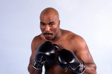 Earnie Shavers Disney ABC Television Group Archive