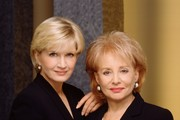 20/20 - gallery - 9/14/98.20/20 will combine hard-hitting investigative reports, newsmaker interviews, compelling human interest and feature stories. Diane Sawyer and Sam Donaldson will anchor 20/ 20 WEDNESDAY, at 10:00 p.m.; Barbara Walters and Hugh Downs will  anchor 20/20 FRIDAY, at 10:00 p.m.; and Barbara Walters and Diane Sawyer will anchor 20/20 SUNDAY at 9:00 p.m. Connie Chung and Charles Gibson will substitute anchor for the program and  each will anchor an additional night as soon as the broadcast expands further. Pictured here, left to right: Charles Gibson, Sam Donaldson, Diane Sawyer, Barbara Walters, Hugh Downs, Connie  Chung. .(Photo by Michael O'Neill/ABC via Getty Images).DIANE SAWYER, BARBARA WALTERS