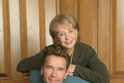 20/20--  Barbara Walters interviews Arnold Schwarzenegger for ABC News' 20/20, airing ... on the ABC Television Network.  (Credit: Virginia Sherwood/ABC)  52642_2_4R