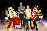 Armie Hammer and Elizabeth Chambers Photos Photo