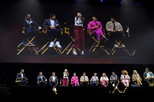 Disney+ Screening And Panel – 'High School Musical: The Musical: The Series' At D23 Expo