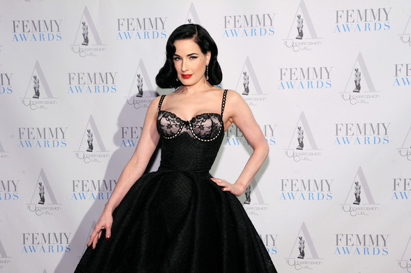 6d773bb8317 2016 Femmy Awards. 2016 Femmy Awards. In This Photo  Dita Von Teese. Dita  Von Teese attends the 2016 Femmy Awards on February 2