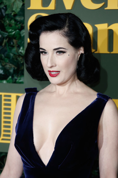 Dita von teese is dating 6