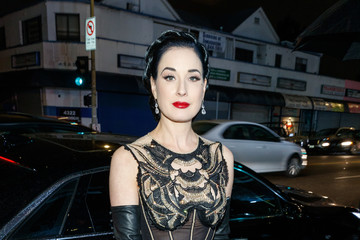 Dita Von Teese The Art Of Elysium Presents Michael Muller's HEAVEN - Arrivals