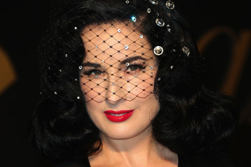 Dita Von Teese Panthere De Cartier Party In LA - Arrivals