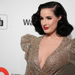 Dita Von Teese 28th Annual Elton John AIDS Foundation Academy Awards Viewing Party Sponsored By IMDb, Neuro Drinks And Walmart - Arrivals
