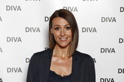 Suranne Jones attends the Diva Awards 2019 at The Waldorf Hilton Hotel on June 07, 2019 in London, England.