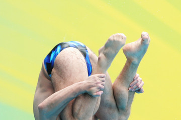 Pavlo Rozenberg Diving Day One - 14th FINA World Championships