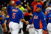 David Wright and Terry Collins Photos Photo