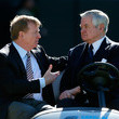 Roger Goodell and Jerry Richardson