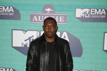 Dizzee Rascal MTV EMAs 2017 - Red Carpet Arrivals