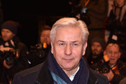 Klaus Wowereit attends the 'Django' premiere during the 67th Berlinale International Film Festival Berlin at Berlinale Palace on February 9, 2017 in Berlin, Germany.
