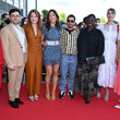 Djanis Bouzyani Plurielles Festival : Opening Ceremony At Cinema Majestic In Compiegne