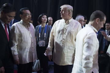 Dmitry Medvedev Trump Visits The Philippines