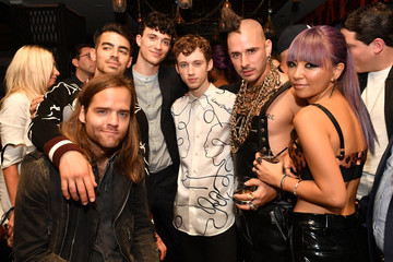 Dnce Republic Records & Guess Celebrate the 2016 MTV Video Music Awards at Vandal With Cocktails by Ciroc - Inside