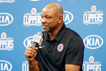 Doc Rivers Los Angeles Clippers Media Day