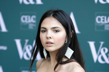 Doina Ciobanu Fashioned From Nature VIP Preview At V&A Museum - Red Carpet Arrivals