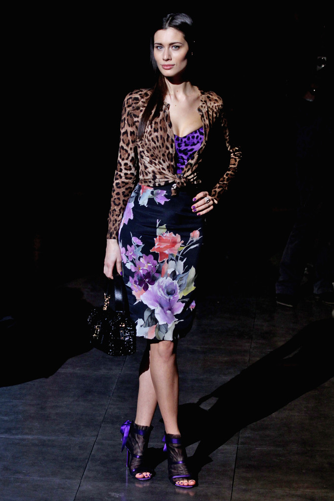 Dolce & Gabbana Autumn/Winter 2011 / 2012 at Milan Fashion Week